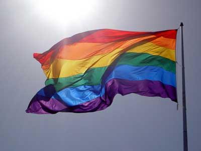 Hoje foi aprovado o casamento homossexual Bandeira-LGBT