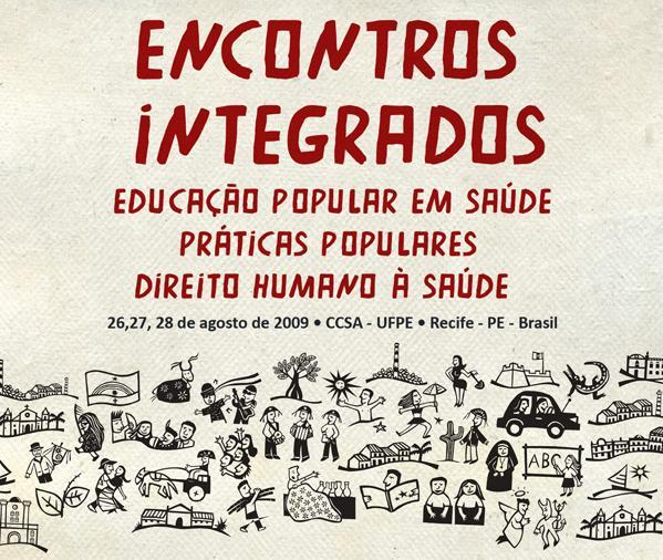 Movimentos realizam Encontro de Educação Popular em Saúde