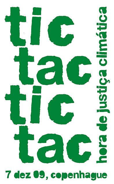 Plataforma tictac desenvolve campanha de apoio às ações globais pelo clima