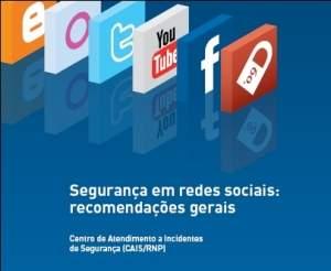 Cais Lança cartilha sobre segurança em redes sociais