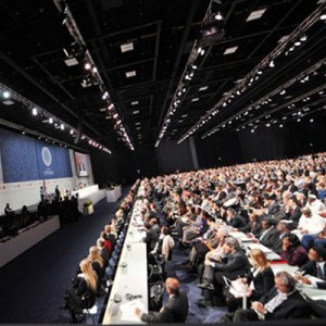 Especialistas de todo o mundo discutem o futuro climático do planeta
