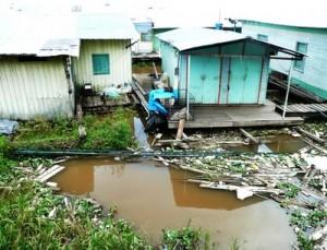 54,6 milhões de pessoas vivem no país em moradia inadequada