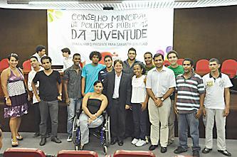 1º  Conselho Municipal de Políticas para a Juventude em Recife