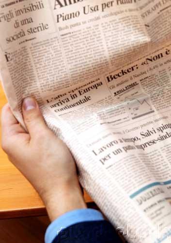 Será  o fim dos jornais impressos?