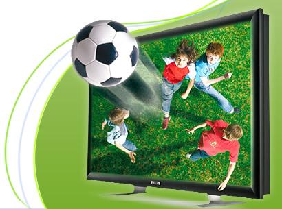 25 jogos da Copa serão transmitidos na tecnologia 3D