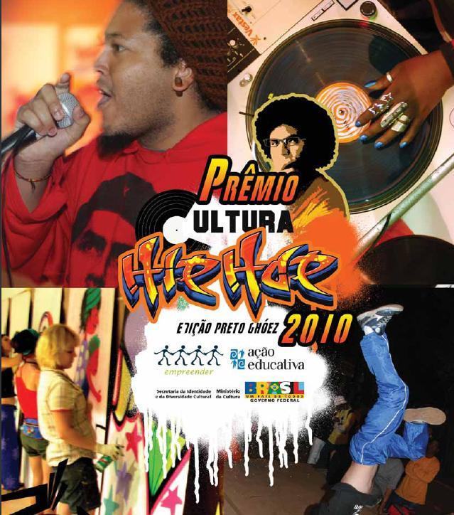 Prêmio Cultura Hip Hop 2010 – Edição Preto Ghóez