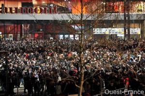 Bebedeiras em massa preocupam autoridades francesas