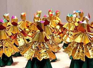Origami ganha desfile e oficina na Fundação Japão – SP