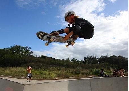 Jovens skatistas poderão contar com Bolsa Atleta