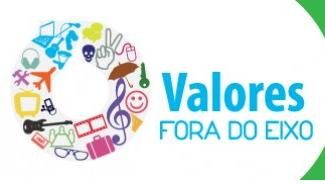 Concurso Valores Fora do Eixo