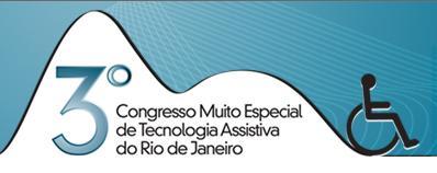 3° Congresso de Tecnologia Assistiva e Inclusão Social das Pessoas com Deficiência