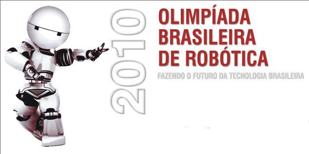 Inscrições abertas para Olimpíada Brasileira de Robótica