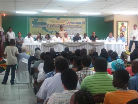 Juventude se une para enfrentar o racismo na América Central