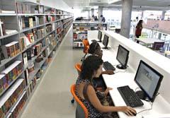 Biblioteca de São Paulo: Programação de Agosto