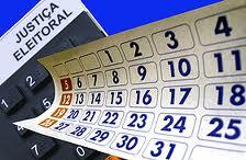 Principais datas do calendário eleitoral 2010