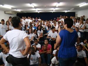 Escolas em Pernambuco acolhem a Semana da Empregabilidade