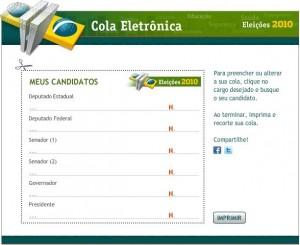 Cola Eletrônica