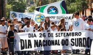 Dia Nacional dos Surdos – 26 de Setembro