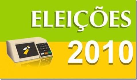 Novas Regras – Eleições 2010