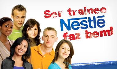Inscrições abertas para o programa de trainee 2011 da Nestlé