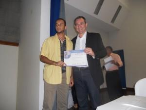 Alunos do Enter Jovem Plus são certificados no Sergipe