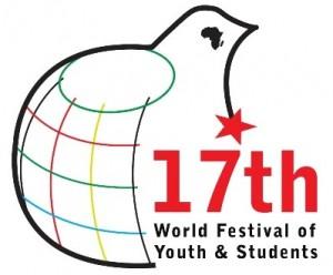 Exposição cultural marca abertura do festival mundial da juventude e estudantes