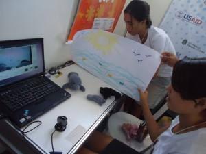 Instituto Empreender promove mostra de animação na Expoidea