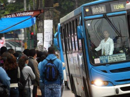 Passagem de ônibus em São Paulo sobe para R$ 3