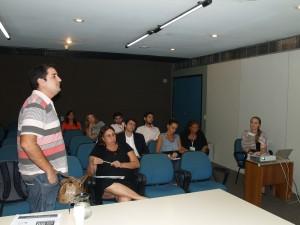 1a reunião do Grupo Inter-setorial de Políticas de Juventude da Cidade do Rio
