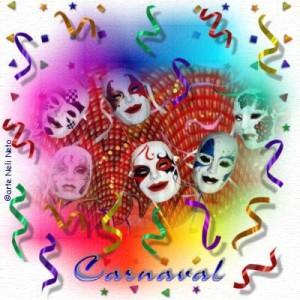 Carnaval é tempo de celebrar
