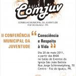 II Conferência Municipal de Juventude