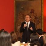 Jovens vão definir políticas públicas em Curitiba, diz Luciano Ducci