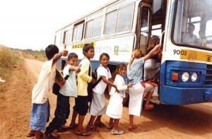 UFT vai mapear o transporte escolar no Brasil