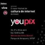 Youpix prepara o maior encontro de mídias sociais do Brasil