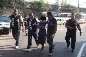 Operação da Prefeitura do Rio de Janeiro no Jacarezinho recolhe 34 usuários de crack