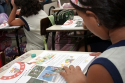 Hábito da leitura cresce entre jovens brasileiros