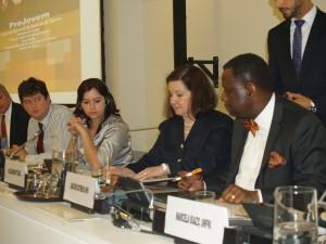 Brasil assina cooperação com a UNFPA na área de Juventude