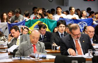 Comissão do Senado adia votação do Estatuto da Juventude para o dia 15/2