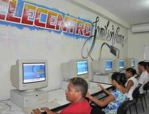 Prefeitura de Teresina inagura telecentro para jovens