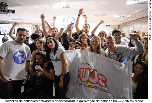 Senador Paim espera aprovação do Estatuto da Juventude em 2013
