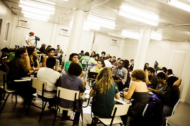Universidade das Culturas ganha força e movimento