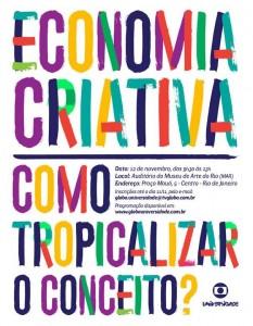 Seminário: Economia Criativa.