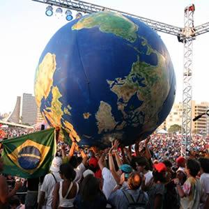 Governo brasileiro, Centro RIO+ e sociedade civil iniciam diálogos sobre agenda pós-2015