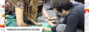 Formação de agentes de cultura