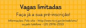 Cursos gratuitos da área cultural e do audiovisual no Rio