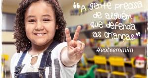 UNICEF: Candidatos à Presidência do Brasil recebem propostas para infância e adolescência.