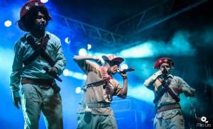Hip Hop toma conta do Alto do Mandú em comemoração aos 10 anos do Aliados CP.