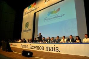 Encerramento dos seminários regionais Todos Por Pernambuco