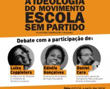 Ação Educativa lança livro sobre a ideologia do movimento Escola Sem Partido