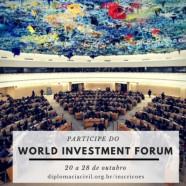 Diplomacia Civil busca jovens delegados para participar de fóruns da ONU em outubro